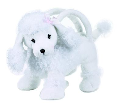 Poodle Plush Purse